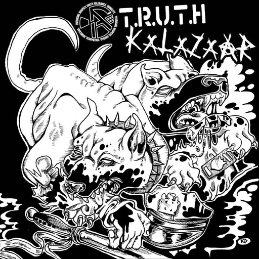 (A)TRUTH / Kalazaar, split 7""