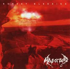 Absorbed, Sunset Bleeding - CD