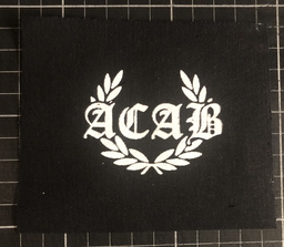 Acab - patch