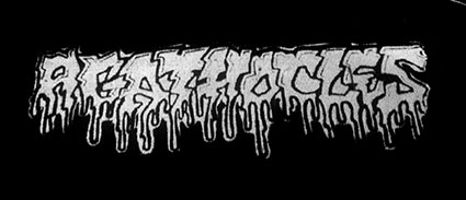 Agathocles, logo - patch
