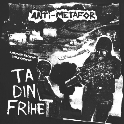Anti-Metafor / Scared Earth, split 7""