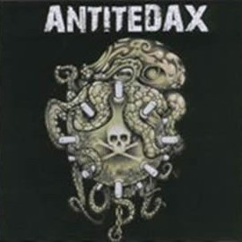 Antitedax, s/t CD