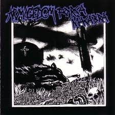 Armagedom / Forca Macabra, split CD