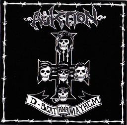 Auktion, D-beat Rock 'n' Roll Mayhem - CD