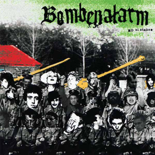 Bombenalarm, no mistake - CD