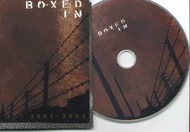 Boxed In, 2001-2005 - CD