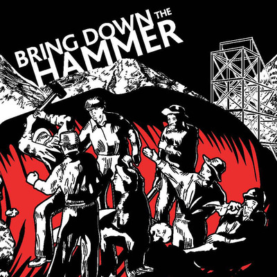 Bring down the hammer, s/t - CD