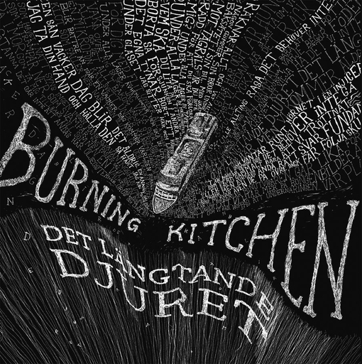 Burning Kitchen, Det Längtande Djuret - LP