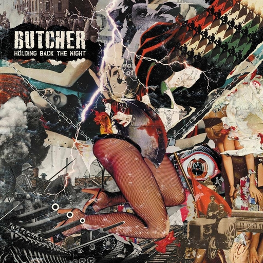 Butcher, Holding Back The Night - LP