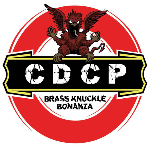 CDCP, Brass Knuckle Bonanza - CD