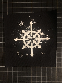 Chaos star- patch