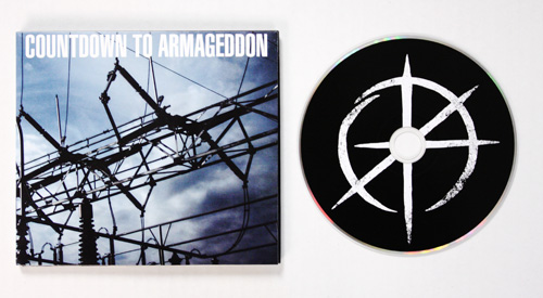 Countdown to Armageddon, through the wires / eater of worlds - tape