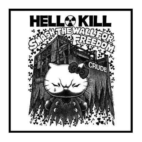 Crude, Smash The Wall For Freedom / Complete The Run - 7""