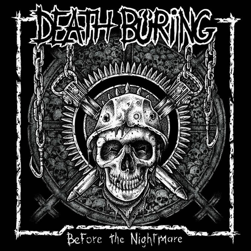 Death Burning, before the nightmare - LP
