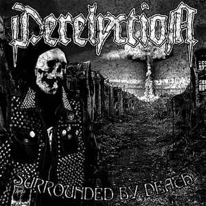 Derelyction, surrounded by death - LP