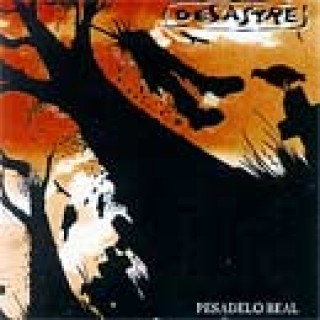 Desastre, pesadelo real - LP