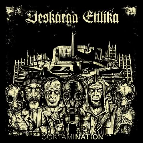 Deskarga Etilika, contamination - CD