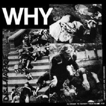 Discharge, WHY -LP