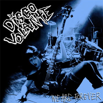 Disco Volante, We are forever - CD