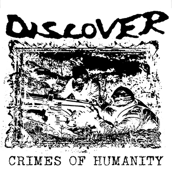 Discover, Crimes of Humanity - 12""