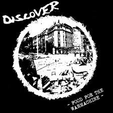 Discover, food for the war machine - 7""