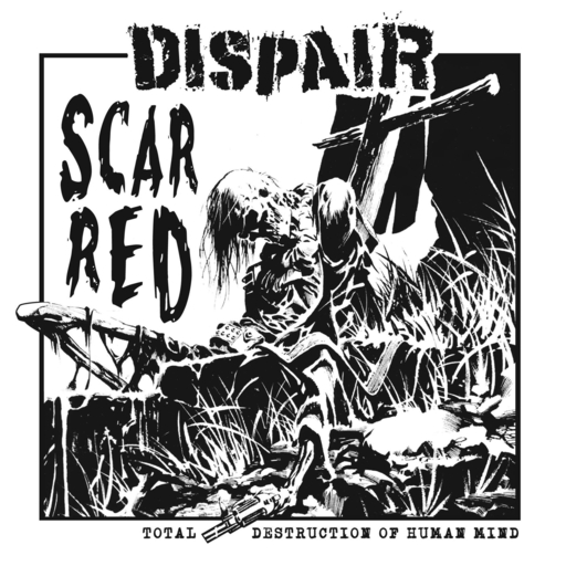 Dispair, Total destruction of humankind - 7""