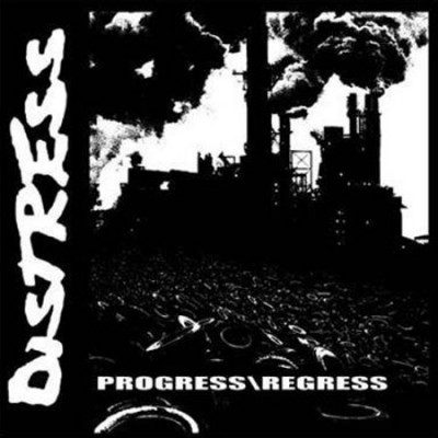 Distress, progress/regress - CD
