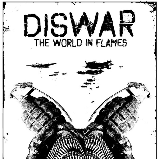 Diswar, the world in flames - LP