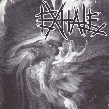 Exhale / Diallo, split 7""