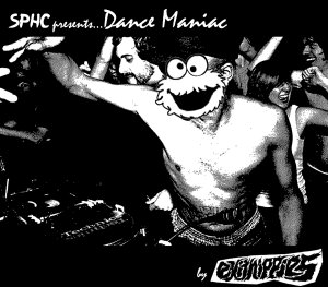Exit Hippies, Dance Maniac - LP