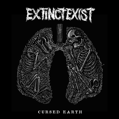 Extinct Exist, Cursed Earth - LP