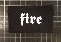 Fire - patch
