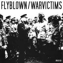 Flyblown / Warvictims, split CD