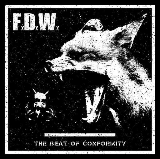Fox Devils Wild, The Beat Of Conformity - LP