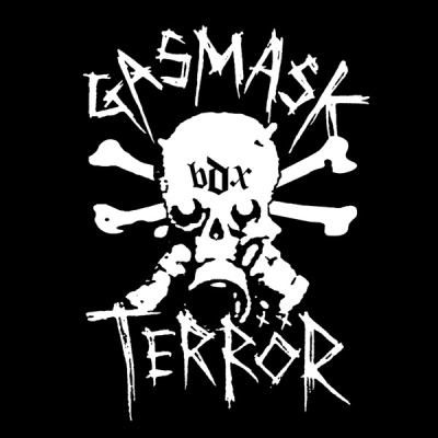 Gasmask Terror, complete recordings 2004-2010 - CD