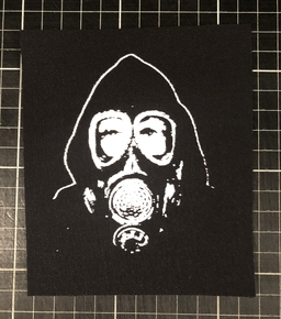 Gasmask hooded - patch