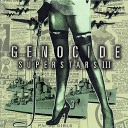 Genocide Superstars, Superstars lll - LP