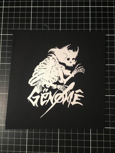 Genöme, skeleton - patch