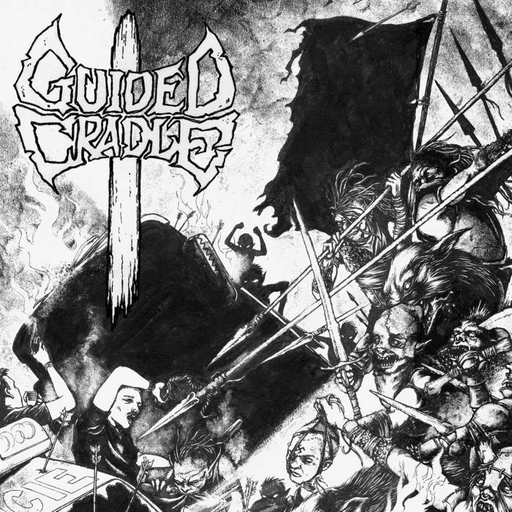 Guided Cradle, s/t - CD