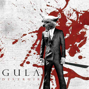 Gula, Destruir - CD