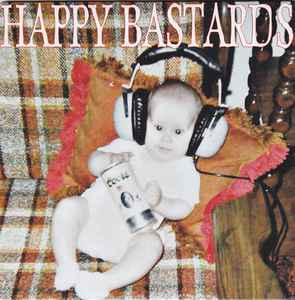 Happy Bastards / Kismet-HC, split 7""