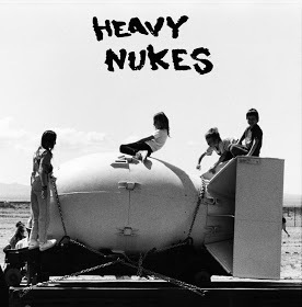 Heavy Nukes/ Earth Crust Displacement, split 7""
