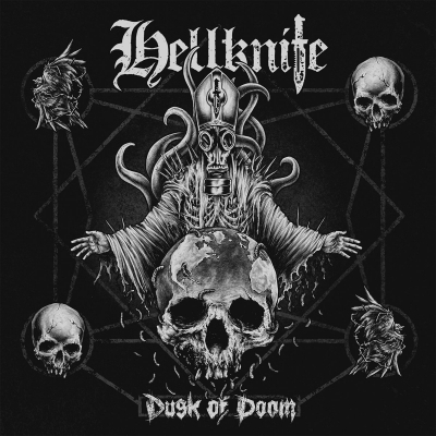 Hellknife, Dusk of Doom - LP
