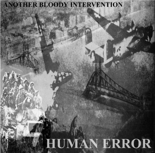 Human Error / System shit, split LP