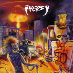 Inepsy, No Speed Limit For Destruction - CD