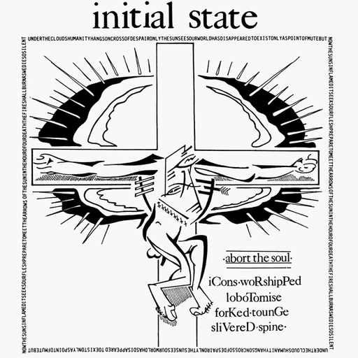 Initial State, abort the soul - Tape