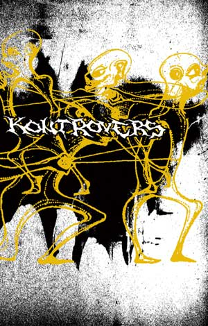 Kontrovers, s/t - tape