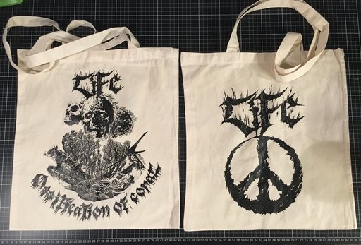 Life, Ossification of Coral - totebag