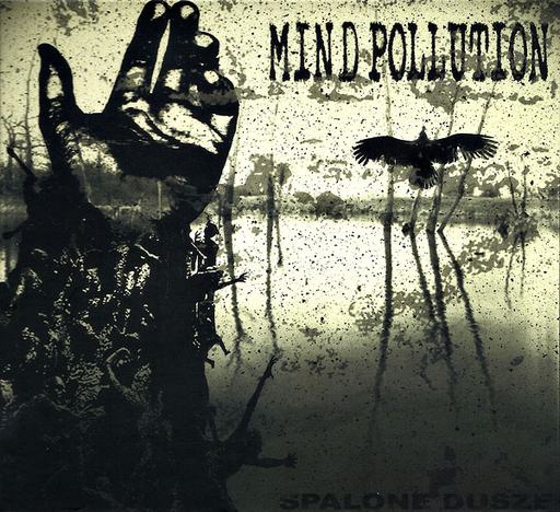 Mind Pollution, spalone dusze - CD