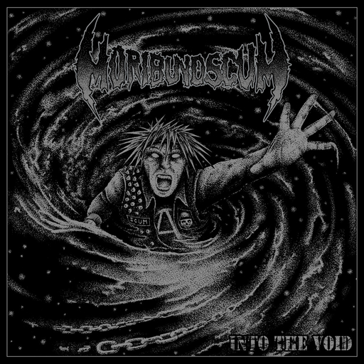 Moribund Scum, Into the void - LP